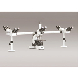 Penta Five Multi Headed Teaching Microscope