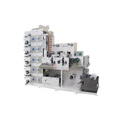 Flexo Printing Machine