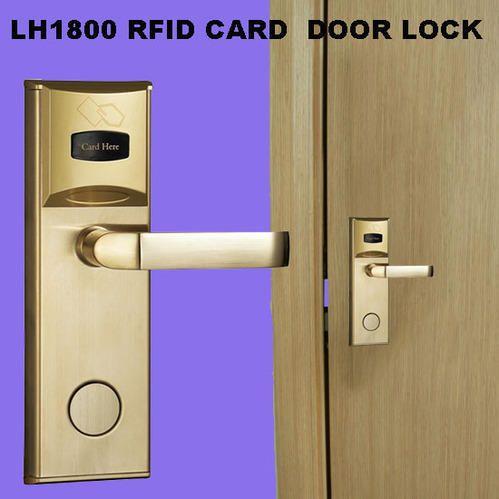 Lh1000 Hotel Lock RFID Door Lock Kit & Lh1000 Hotel Lock Rfid Door Lock Kit at Rs 16500 /no   Abbigere ...