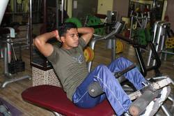 Weight Lifting Fitness Club