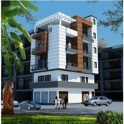 Commercial Building Design in Delhi