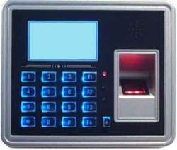 Mantra Web Based Biometric Access Control System
