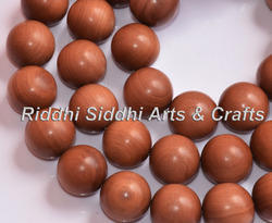 Sandalwood Beads Handmade