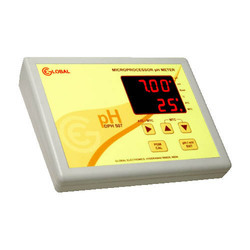 Laboratory Microprocessor pH Meter
