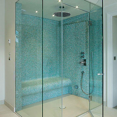 Glass Shower Enclosure, Shower Glass Panel Cost India