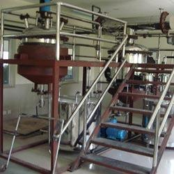 Herbal Processing Plants, Extraction Plants And Extruders