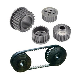 Metal Timing Pulleys