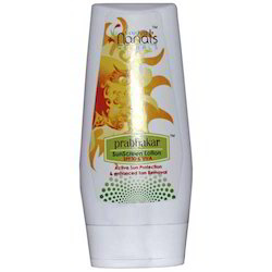 Prabhakar SunScreen Body Lotion