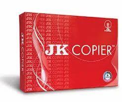 White 75 GSM JK Photocopier Paper, 210 Mm X 297 Mm, Size: A4