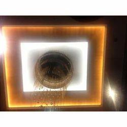 PVC Elastic Ceiling Design for Home