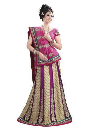 f161af960c Wedding Lehenga Sarees at Rs 3000 /piece(s) | Wedding Lehenga Sarees ...