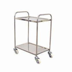 SS Wheel Trolley
