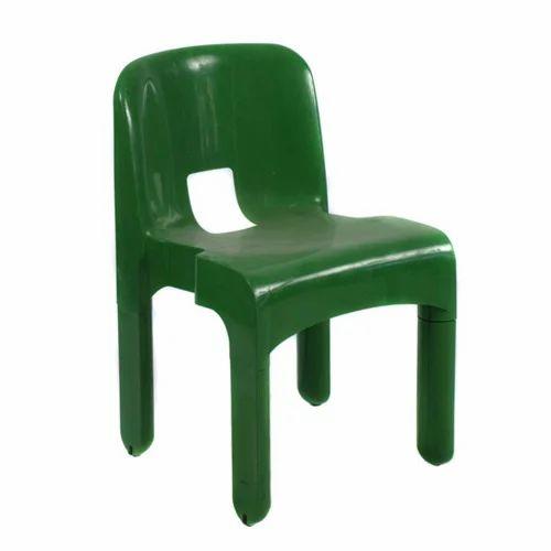 Supreme Green Plastic Monobloc Chairs, Usage: Home