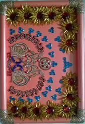Wedding Aarathi Tray