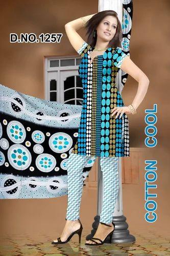 b2f6c1971f Cotton Dress For College Students - Loyola Fashions, Surat | ID ...