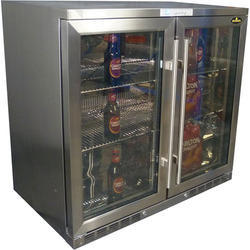 SS Bar Freezer