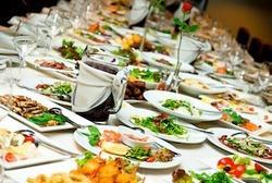 Wedding Party Cateering