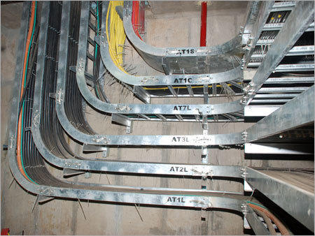 Electrical Cable Tray इलेक्ट्रिक केबल ट्रे Cable Tray