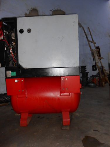 Mounted Screw Compressor Reconditioning Service