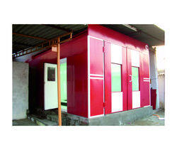 Painting Booth System