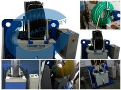 Suction Pipe Wrapping Machine