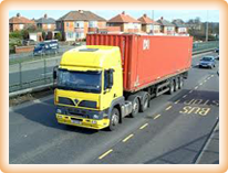 Heavy Duty Goods Transport Services