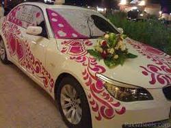 Kerala wedding accessories stage decoration service provider car decoration get best quote junglespirit Image collections