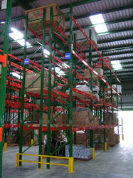 High Density Storage Pallet