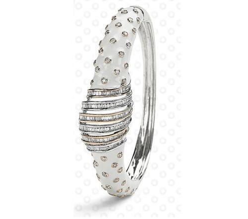 Modern Diamond Bracelet Designs For La s at Rs piece s