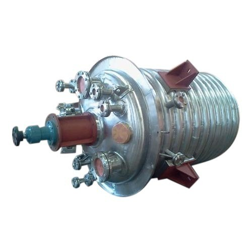 SS Limpet Coil Reaction Vessel