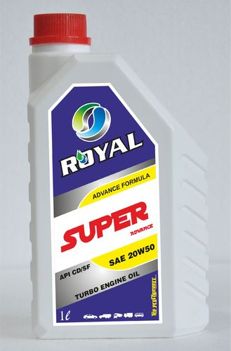 Engine Oil SAE 20W50 - View Specifications & Details of Engine Oil
