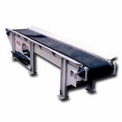Belt Conveyor Abrasive Recovery System