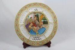 Marble Jaali Plate