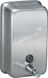 Stainless Steel Manual Soap Dispensers