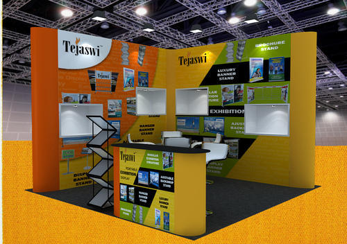 Exhibition Stall Design 3x3 : Mtr portable exhibition stall in kandivali west mumbai