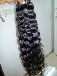 Virgin Indian Wavy Hair Weave