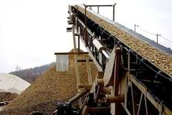 Aggregate Recycling Conveyor