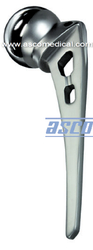 Austin Moore Prosthesis With Slot Satin Finish