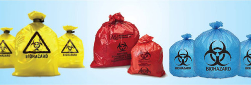Product Image Read More Bio Medical Waste Bags
