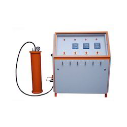 Hydraulic Pressure Testing Machine at Best Price in India