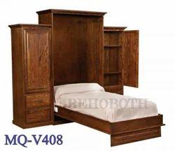 Wooden Queen Size Bed