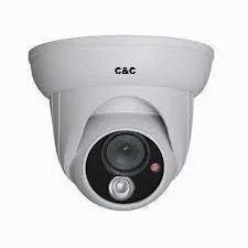 Single Array, 700TVL HD-DIS and EXIR Dome Camera