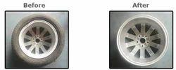 Automobiles Wheel Repairing Service