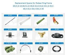 Ring Frame Machine Spares in Coimbatore