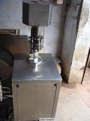 Semi Auto Cap Sealing Machine