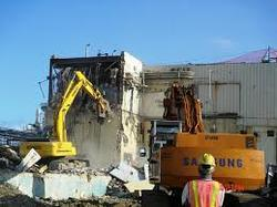 Industrial Demolition Services