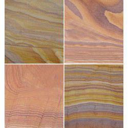 Rainbow Brushed Sandstone