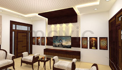Living Room Design Interior Services