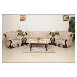 Modern Fabric Sofa Set