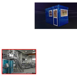 Sound Proof Cabin for Steel Industry